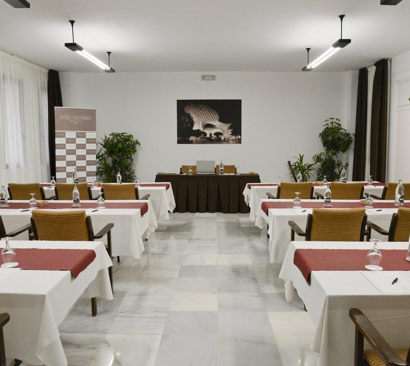 evenemangslokaler Hotel San Pablo Sevilla Hotel San Pablo Sevilla Sevilla